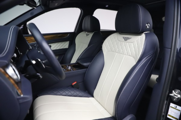 Used 2018 Bentley Bentayga W12 Signature for sale $154,900 at Aston Martin of Greenwich in Greenwich CT 06830 19