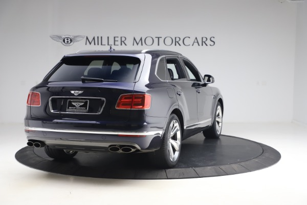Used 2018 Bentley Bentayga W12 Signature for sale $154,900 at Aston Martin of Greenwich in Greenwich CT 06830 7