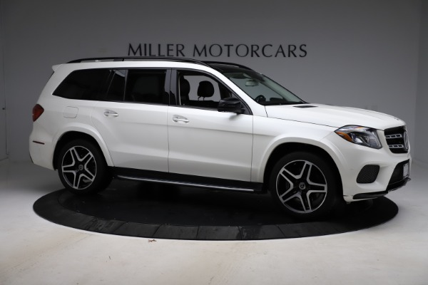 Used 2018 Mercedes-Benz GLS 550 for sale Sold at Aston Martin of Greenwich in Greenwich CT 06830 10