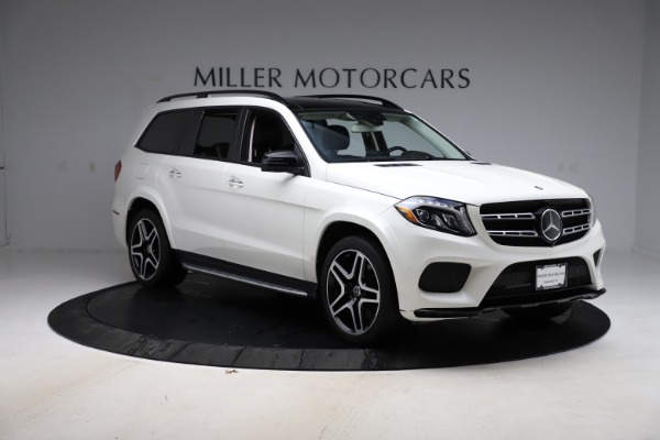 Used 2018 Mercedes-Benz GLS 550 for sale Sold at Aston Martin of Greenwich in Greenwich CT 06830 11