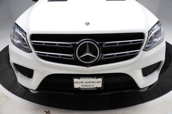Used 2018 Mercedes-Benz GLS 550 for sale Sold at Aston Martin of Greenwich in Greenwich CT 06830 13