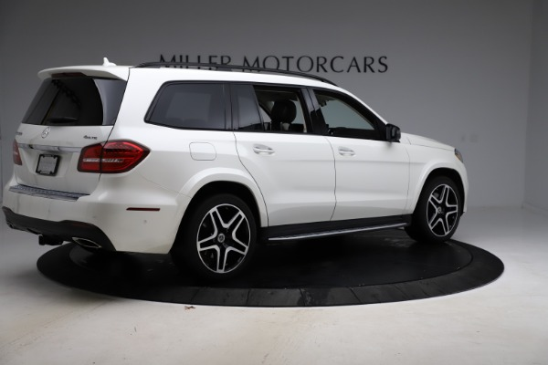 Used 2018 Mercedes-Benz GLS 550 for sale Sold at Aston Martin of Greenwich in Greenwich CT 06830 8