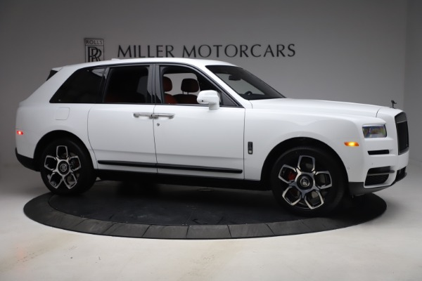 New 2021 Rolls-Royce Cullinan Black Badge for sale Sold at Aston Martin of Greenwich in Greenwich CT 06830 11