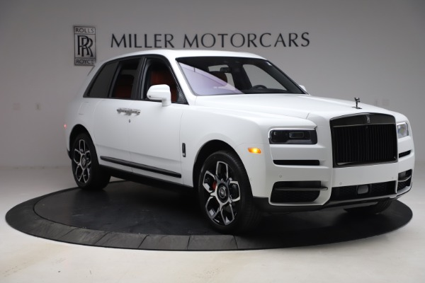 New 2021 Rolls-Royce Cullinan Black Badge for sale Sold at Aston Martin of Greenwich in Greenwich CT 06830 12