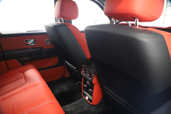 New 2021 Rolls-Royce Cullinan Black Badge for sale Sold at Aston Martin of Greenwich in Greenwich CT 06830 21