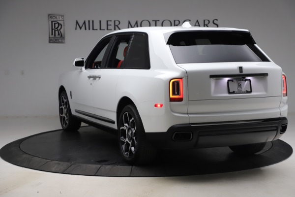 New 2021 Rolls-Royce Cullinan Black Badge for sale Sold at Aston Martin of Greenwich in Greenwich CT 06830 6