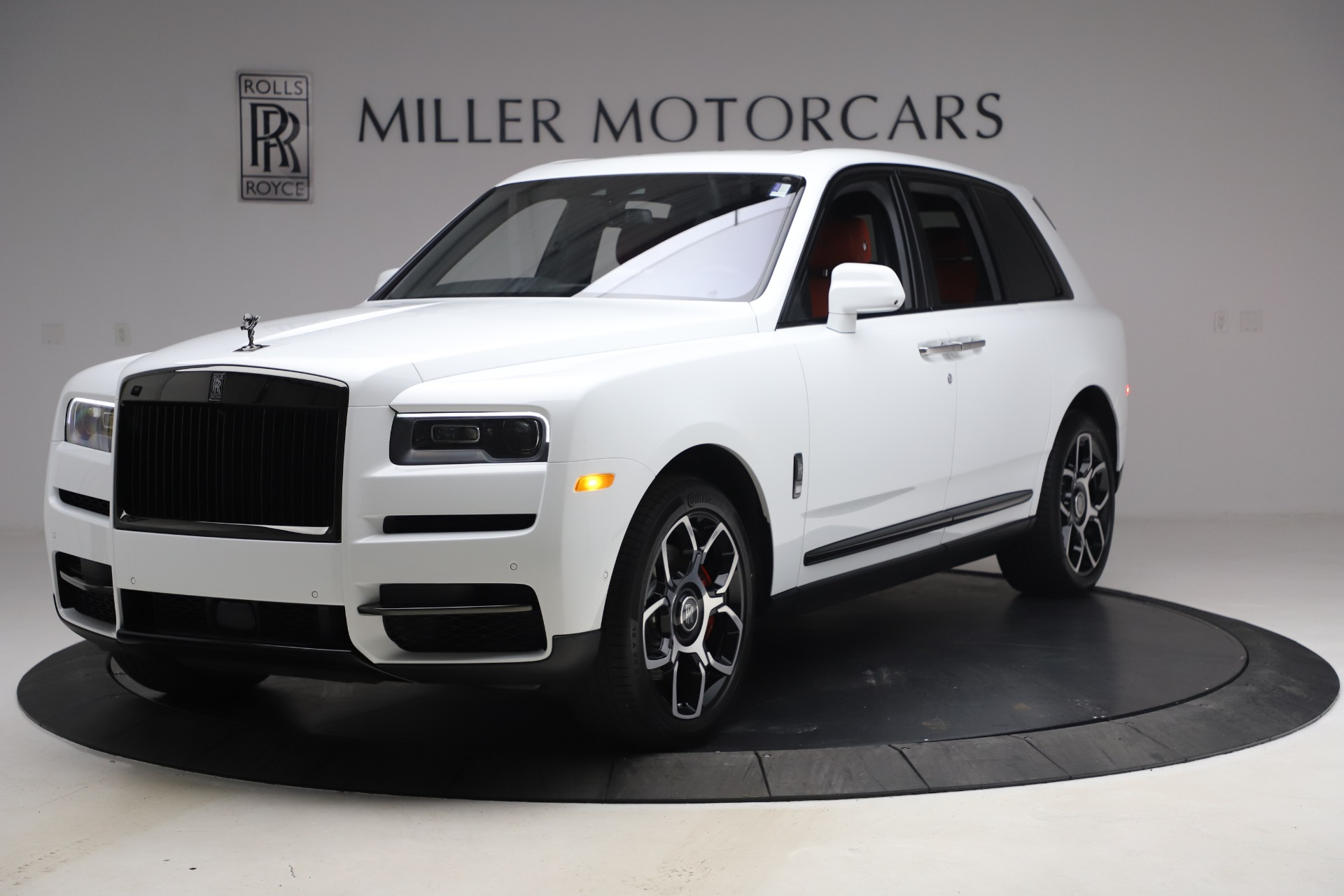 New 2021 Rolls-Royce Cullinan Black Badge for sale Sold at Aston Martin of Greenwich in Greenwich CT 06830 1