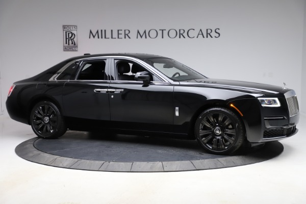 New 2021 Rolls-Royce Ghost for sale $374,150 at Aston Martin of Greenwich in Greenwich CT 06830 11
