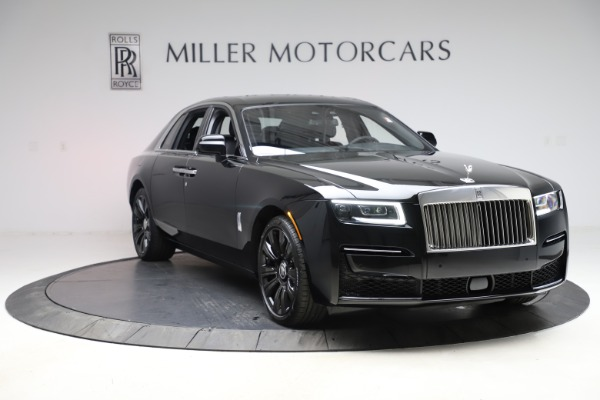 New 2021 Rolls-Royce Ghost for sale $374,150 at Aston Martin of Greenwich in Greenwich CT 06830 12