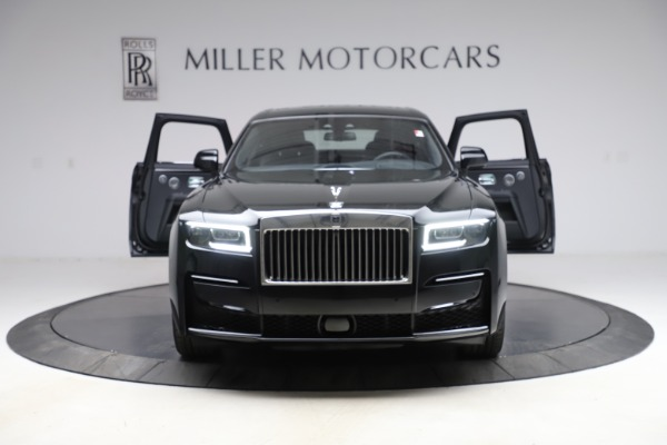 New 2021 Rolls-Royce Ghost for sale $374,150 at Aston Martin of Greenwich in Greenwich CT 06830 13