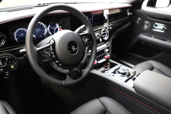 New 2021 Rolls-Royce Ghost for sale $399,900 at Aston Martin of Greenwich in Greenwich CT 06830 16