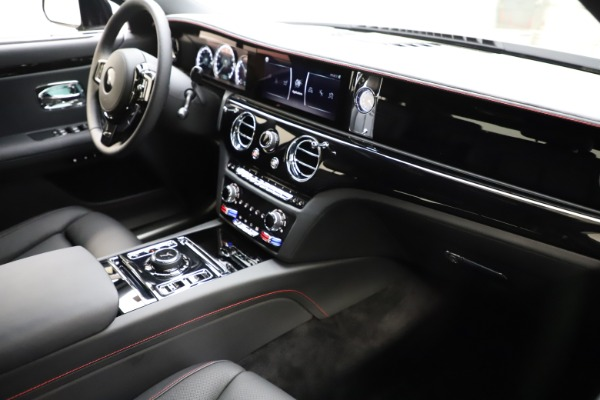 New 2021 Rolls-Royce Ghost for sale $399,900 at Aston Martin of Greenwich in Greenwich CT 06830 17