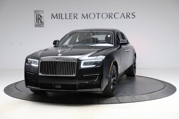 New 2021 Rolls-Royce Ghost for sale $374,150 at Aston Martin of Greenwich in Greenwich CT 06830 2