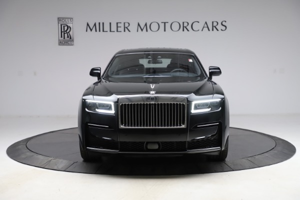New 2021 Rolls-Royce Ghost for sale $374,150 at Aston Martin of Greenwich in Greenwich CT 06830 3