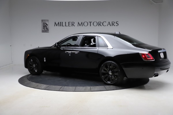 New 2021 Rolls-Royce Ghost for sale $374,150 at Aston Martin of Greenwich in Greenwich CT 06830 5