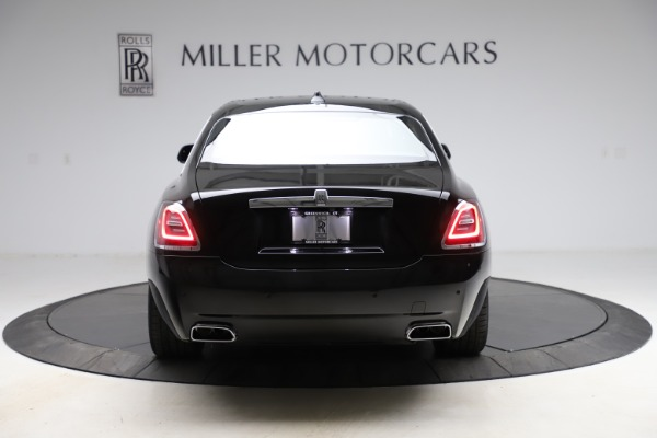 New 2021 Rolls-Royce Ghost for sale $374,150 at Aston Martin of Greenwich in Greenwich CT 06830 7