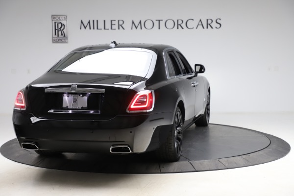 New 2021 Rolls-Royce Ghost for sale $374,150 at Aston Martin of Greenwich in Greenwich CT 06830 8