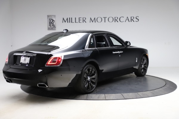 New 2021 Rolls-Royce Ghost for sale $374,150 at Aston Martin of Greenwich in Greenwich CT 06830 9