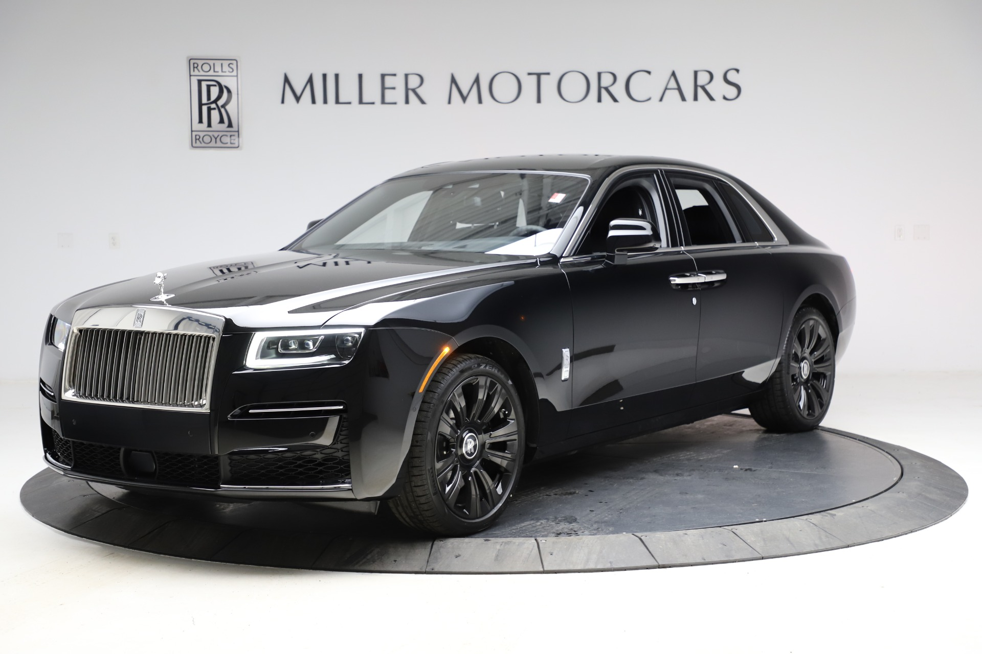 New 2021 Rolls-Royce Ghost for sale $374,150 at Aston Martin of Greenwich in Greenwich CT 06830 1