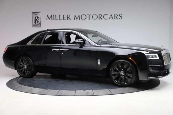 New 2021 Rolls-Royce Ghost for sale $370,650 at Aston Martin of Greenwich in Greenwich CT 06830 11