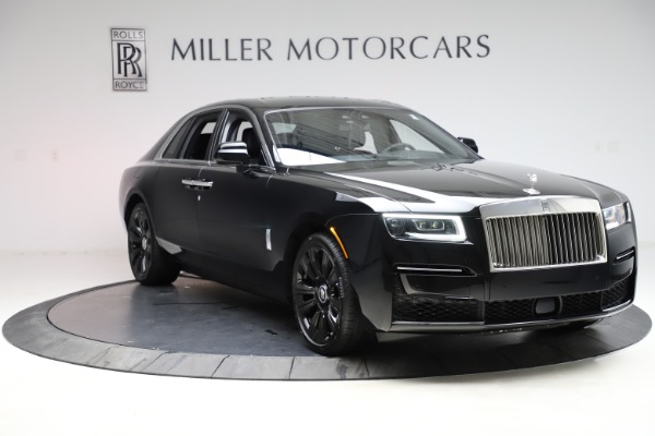 New 2021 Rolls-Royce Ghost for sale $370,650 at Aston Martin of Greenwich in Greenwich CT 06830 12
