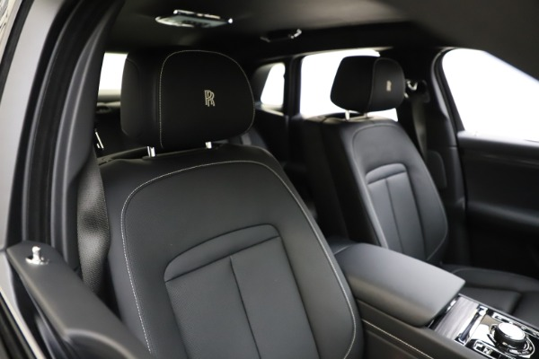New 2021 Rolls-Royce Ghost for sale $370,650 at Aston Martin of Greenwich in Greenwich CT 06830 14