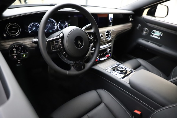 New 2021 Rolls-Royce Ghost for sale $370,650 at Aston Martin of Greenwich in Greenwich CT 06830 15