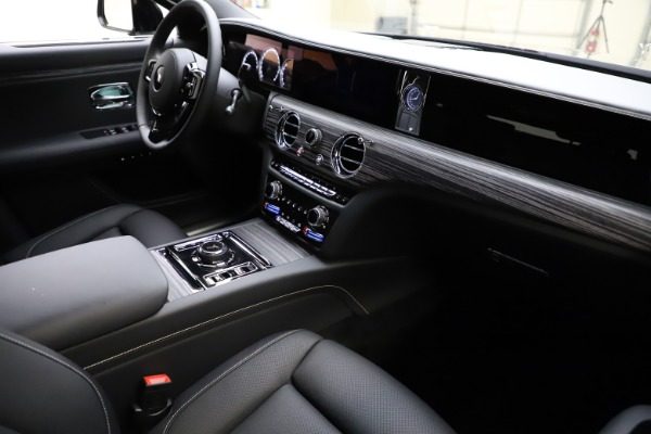 New 2021 Rolls-Royce Ghost for sale $370,650 at Aston Martin of Greenwich in Greenwich CT 06830 16