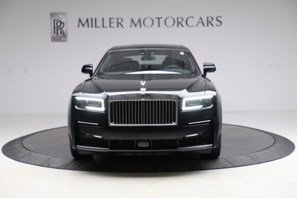 New 2021 Rolls-Royce Ghost for sale $370,650 at Aston Martin of Greenwich in Greenwich CT 06830 2