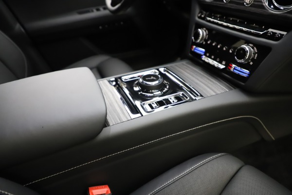 New 2021 Rolls-Royce Ghost for sale $370,650 at Aston Martin of Greenwich in Greenwich CT 06830 23