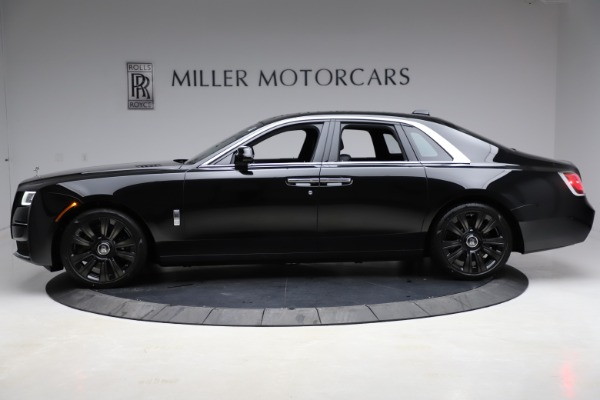 New 2021 Rolls-Royce Ghost for sale $370,650 at Aston Martin of Greenwich in Greenwich CT 06830 4