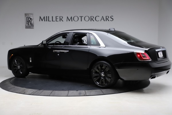 New 2021 Rolls-Royce Ghost for sale $370,650 at Aston Martin of Greenwich in Greenwich CT 06830 5