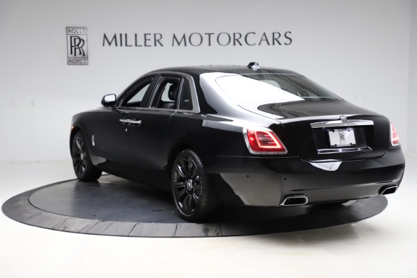 New 2021 Rolls-Royce Ghost for sale $370,650 at Aston Martin of Greenwich in Greenwich CT 06830 6