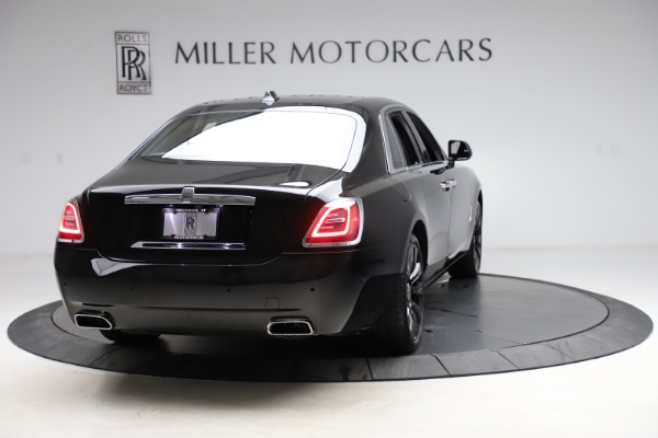 New 2021 Rolls-Royce Ghost for sale $370,650 at Aston Martin of Greenwich in Greenwich CT 06830 8