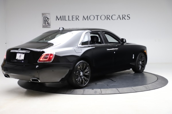 New 2021 Rolls-Royce Ghost for sale $370,650 at Aston Martin of Greenwich in Greenwich CT 06830 9