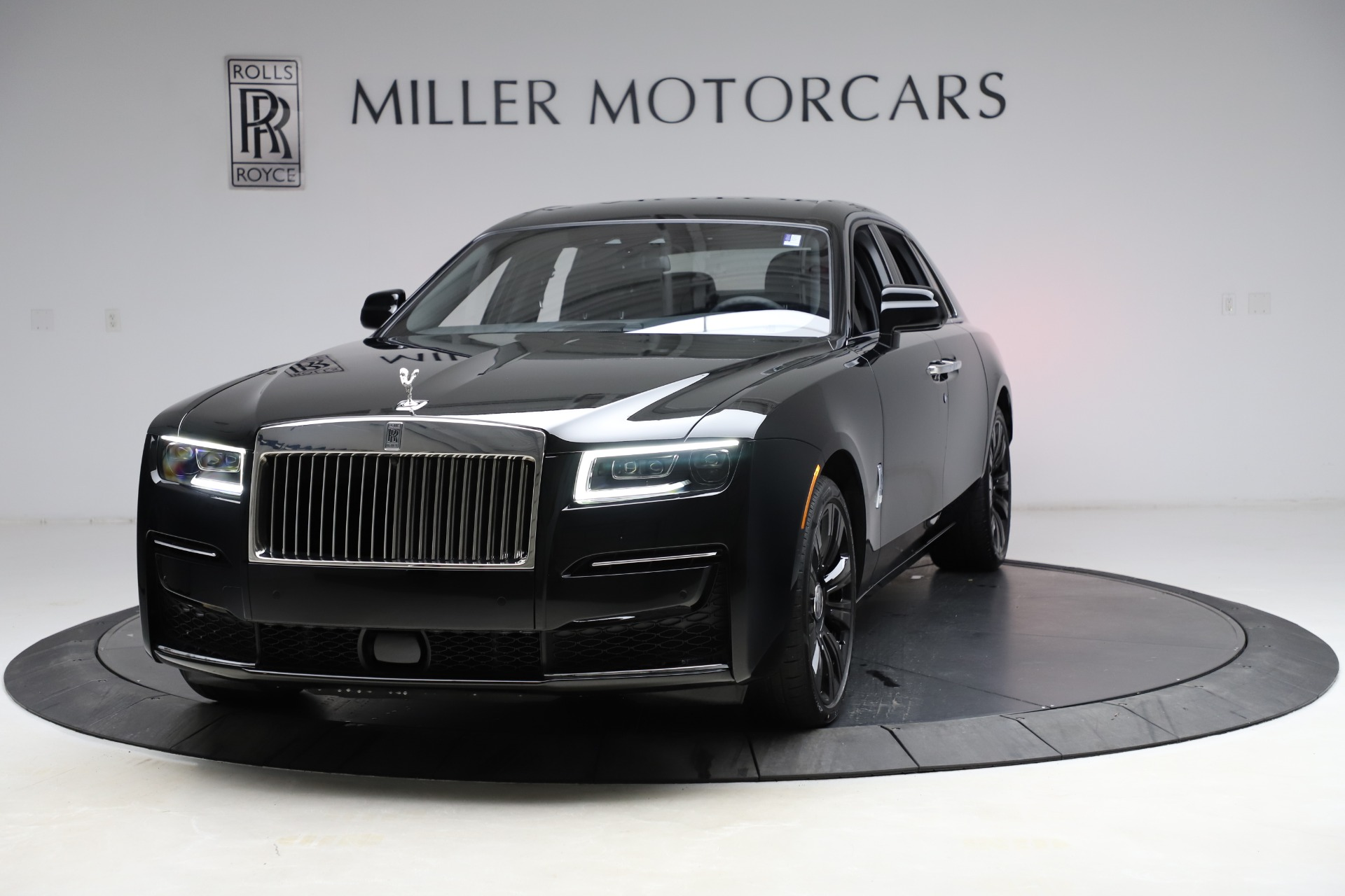 New 2021 Rolls-Royce Ghost for sale $370,650 at Aston Martin of Greenwich in Greenwich CT 06830 1