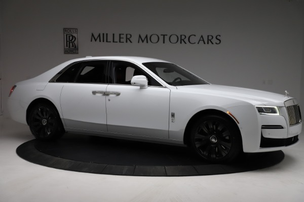 New 2021 Rolls-Royce Ghost for sale $390,400 at Aston Martin of Greenwich in Greenwich CT 06830 11
