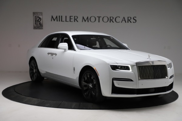 New 2021 Rolls-Royce Ghost for sale $390,400 at Aston Martin of Greenwich in Greenwich CT 06830 12
