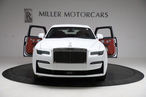 New 2021 Rolls-Royce Ghost for sale $390,400 at Aston Martin of Greenwich in Greenwich CT 06830 13