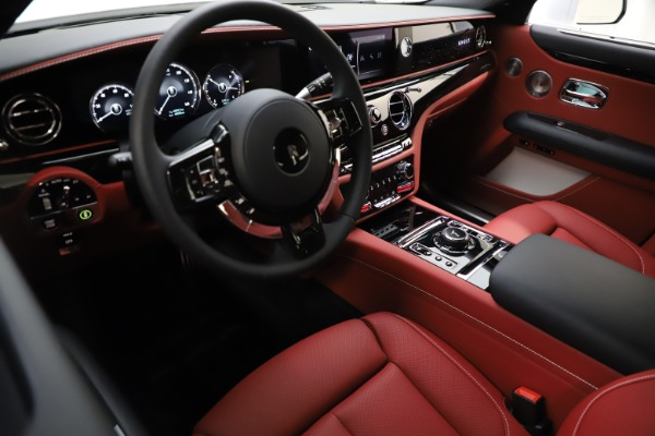 New 2021 Rolls-Royce Ghost for sale $390,400 at Aston Martin of Greenwich in Greenwich CT 06830 16