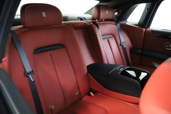 New 2021 Rolls-Royce Ghost for sale $390,400 at Aston Martin of Greenwich in Greenwich CT 06830 18