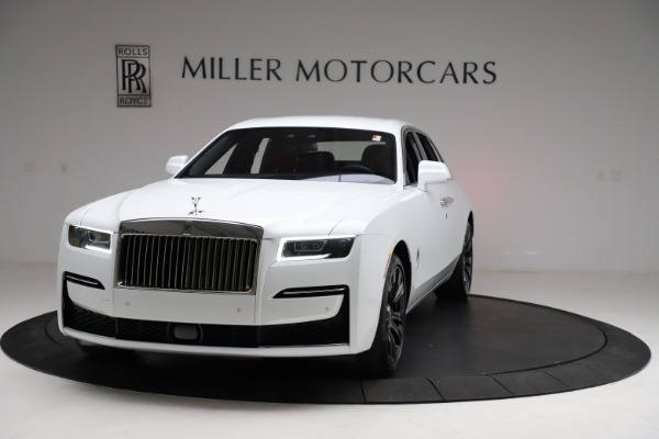 New 2021 Rolls-Royce Ghost for sale $390,400 at Aston Martin of Greenwich in Greenwich CT 06830 2
