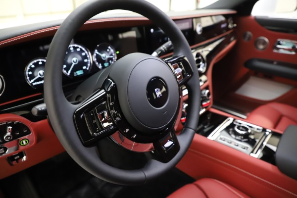 New 2021 Rolls-Royce Ghost for sale $390,400 at Aston Martin of Greenwich in Greenwich CT 06830 23
