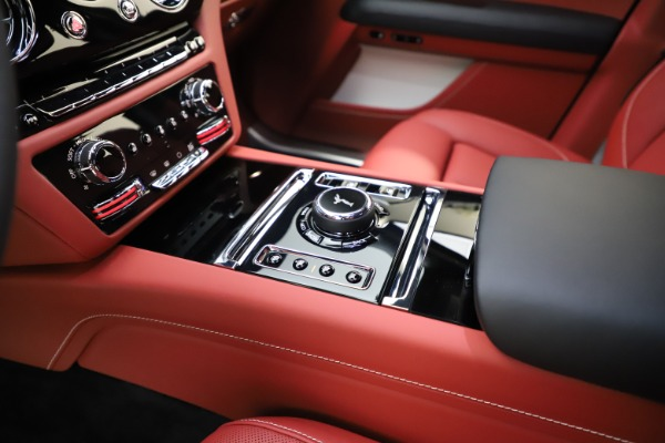 New 2021 Rolls-Royce Ghost for sale $390,400 at Aston Martin of Greenwich in Greenwich CT 06830 24