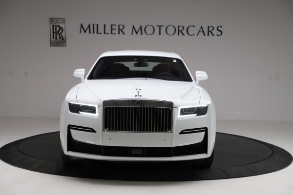 New 2021 Rolls-Royce Ghost for sale $390,400 at Aston Martin of Greenwich in Greenwich CT 06830 3
