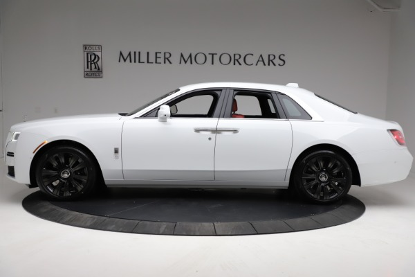 New 2021 Rolls-Royce Ghost for sale $390,400 at Aston Martin of Greenwich in Greenwich CT 06830 4