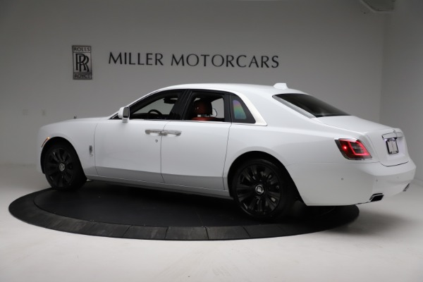 New 2021 Rolls-Royce Ghost for sale $390,400 at Aston Martin of Greenwich in Greenwich CT 06830 5
