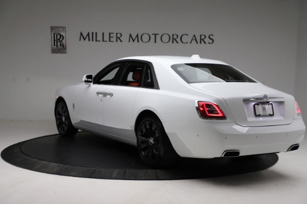 New 2021 Rolls-Royce Ghost for sale $390,400 at Aston Martin of Greenwich in Greenwich CT 06830 6