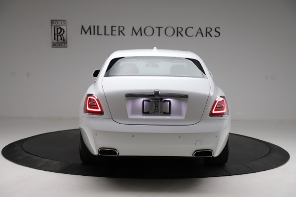 New 2021 Rolls-Royce Ghost for sale $390,400 at Aston Martin of Greenwich in Greenwich CT 06830 7