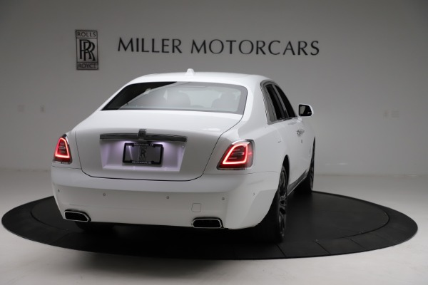 New 2021 Rolls-Royce Ghost for sale $390,400 at Aston Martin of Greenwich in Greenwich CT 06830 8